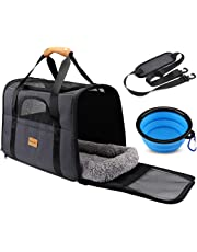 morpilot Pet Carrier Bag, Portable Breathable Transport Bag for Dogs and Cats