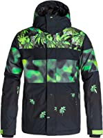 Quiksilver Fiction Snowboard Jacket Mens