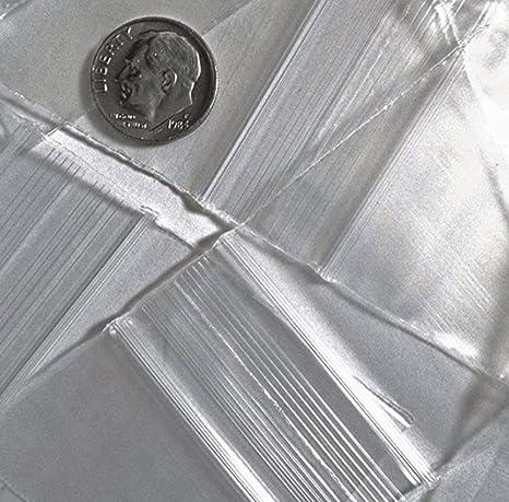 PLASTIC ZIPLOCK BAGGIES Bolsas de plástico con cierre de ...