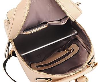Tinksky Vintage hombros Bolsa moda estudiantes mochila bolso de escuela: Amazon.es: Jardín