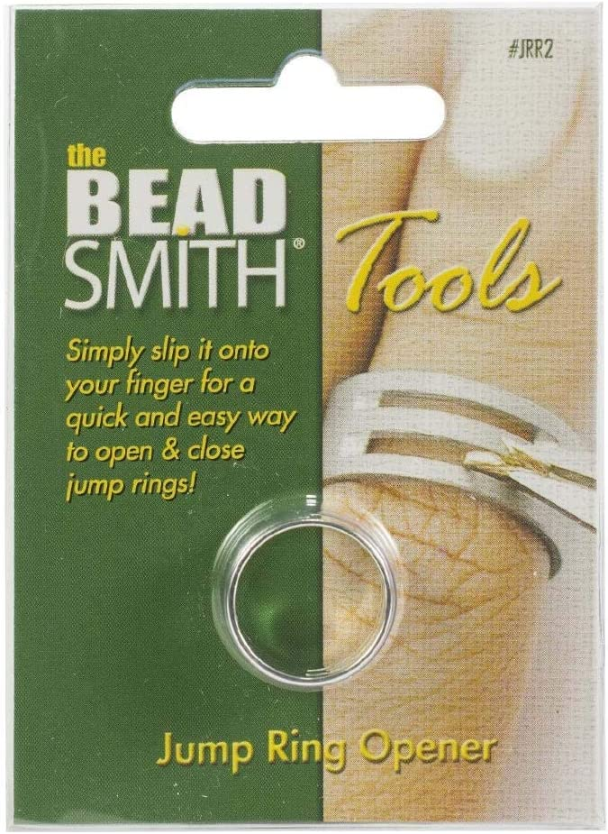 Jump Ring Opening and Closing Tool for Jewelry Makers,3.55 x 2.4 x 0.32 inches