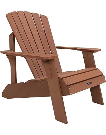 Swell Adirondack Chairs Patio Furniture Amazon Com Bralicious Painted Fabric Chair Ideas Braliciousco