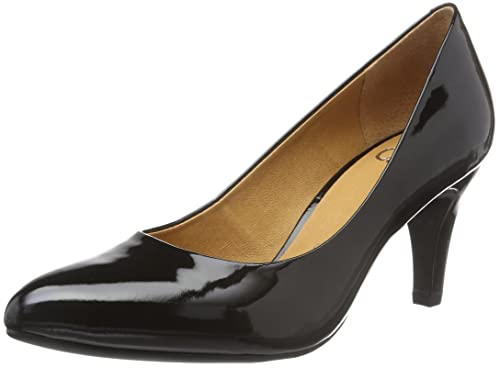 Womens 22409 Closed-Toe Pumps Caprice