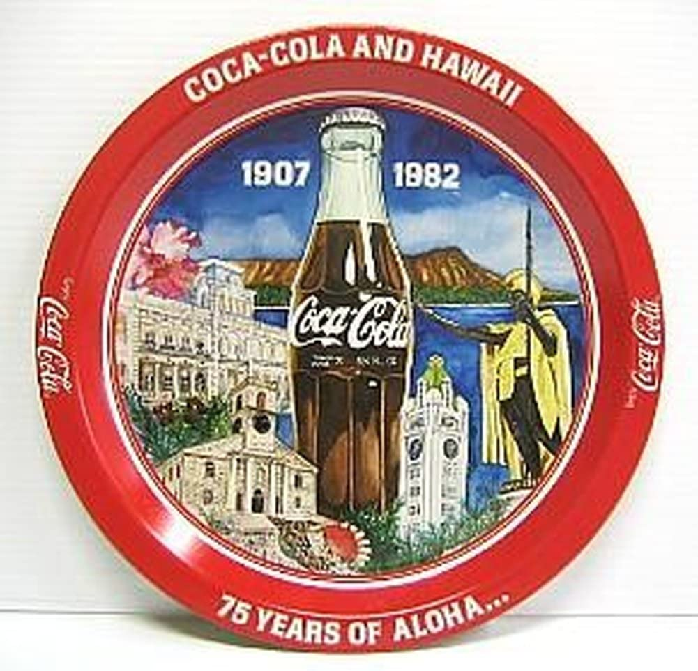 6 COCA COLA LOGOS ON DIFFERENT COLOR MARBLES