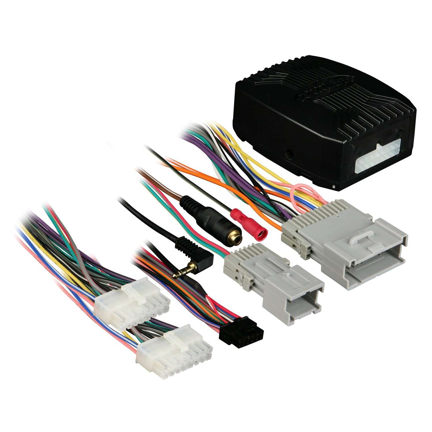 Gmos 01 02 Up Onstar Wiring Harness W Chime 43 Diagram Sl1500 Amazon Com Axxess Adapter With