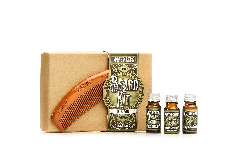 Apothecary 87 - Kit de barba Apothecary 87 Ltd. 5060401130633