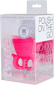 Tweexy The Wearable Nail Polish Holder, Bonbon Pink, Bon Bon Pink, 60 g