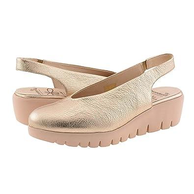 Wonders Chaussures Taille C Cuir 5026 En FcT13lKJ