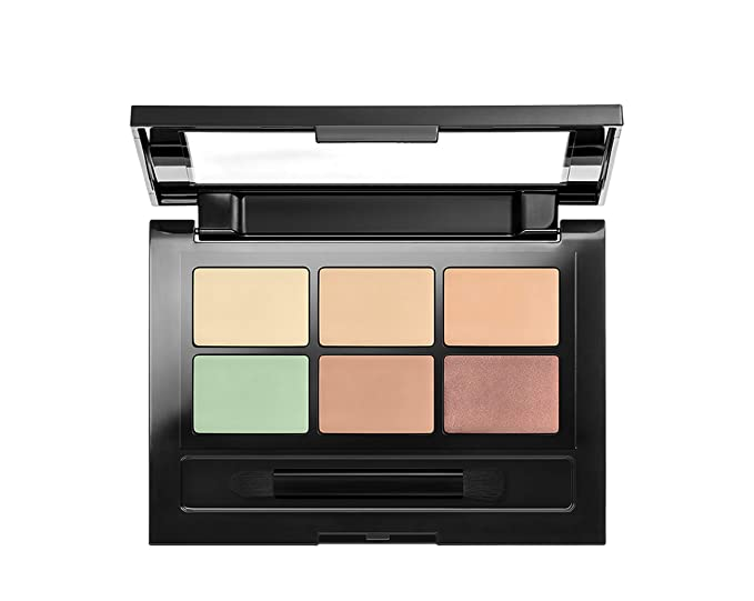 Maybelline New York Kit Corrector Imperfecciones Master Camo, Tono 01 Light