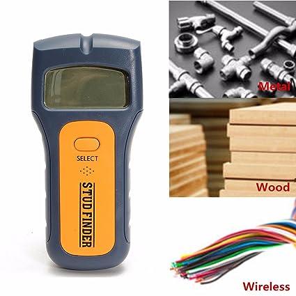 gochange 3 en 1 Metal detector de pared/detector de materiales Stud Finder, multifunción