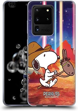 Head Case Designs Offizielle Peanuts Nebelfleck Pferde Elektronik
