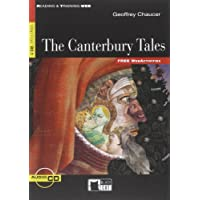 Canterbury tales. Cd Audio