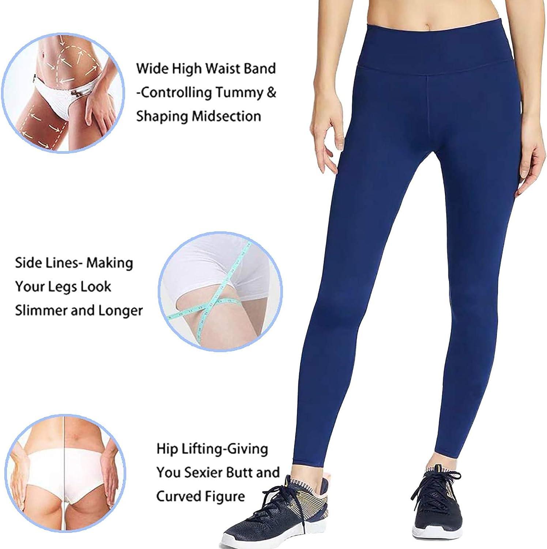 Mallas Termicos de Neopreno Pantal/ón de Sudoraci/ón Adelgazar MATEHOM Pantalones para Adelgazar,Pantalones Deportivos Mujer Faja Reductora Adelgazante para Deporte Leggings Push Up