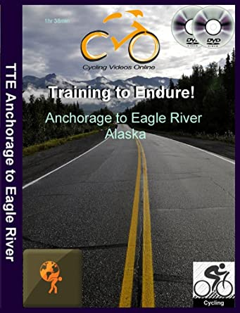 Training to Endure. Anchorage to Eagle River Alaska. Indoor ...