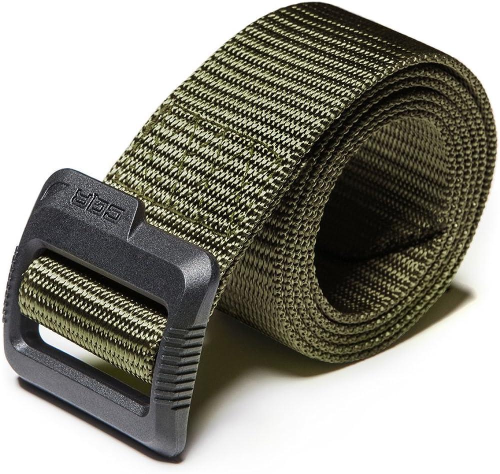 Pack of 1, 2 Duty Nylon Webbing EDC Military Belt CQR Tactical