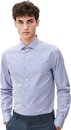 CELIOCELIO Camisa Delgada Hombre: Amazon.es: Ropa y accesorios