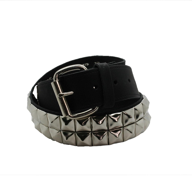 Bullet 69 en cuir noir clouté boucle de ceinture décoratifs  Amazon.fr  Vêtements  et accessoires 5d931147731