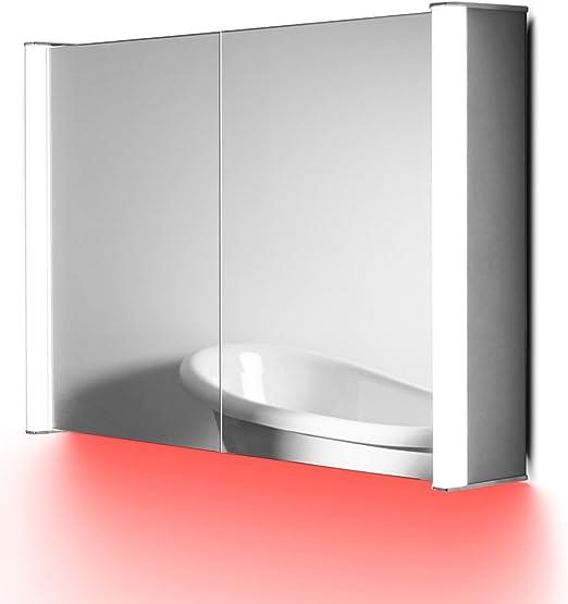 Diamond X Collection Armario Super Bright Audio, antivaho, Sensor y Enchufe para afeitadora k401raud: Amazon.es: Hogar