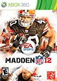 Madden NFL 12 - Xbox 360 (Renewed)