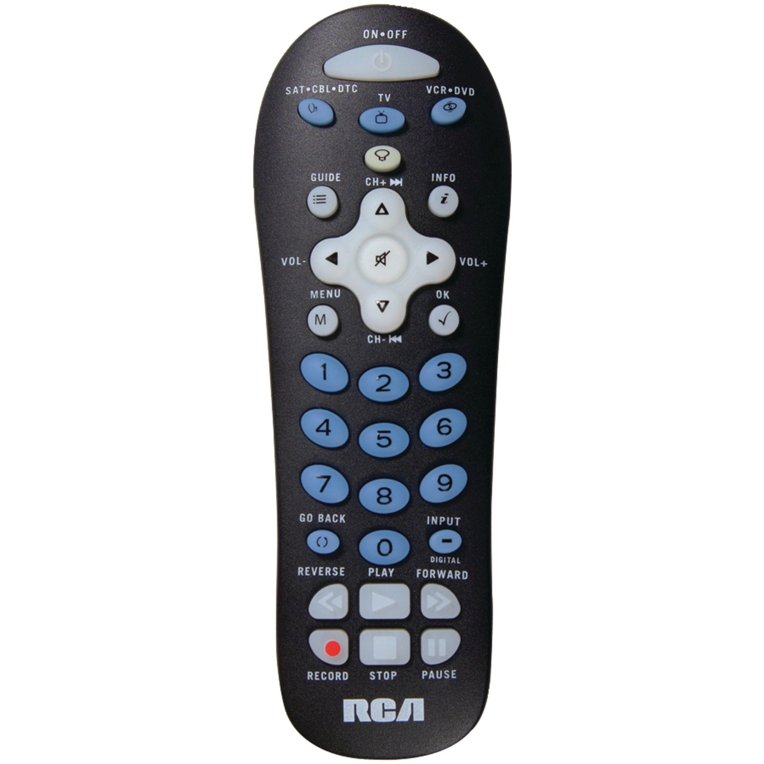 amazon com rca rcr311bir three device universal remote control rh amazon com RCA Universal Control Manual rca universal remote control instruction manual
