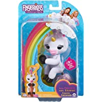 Wow Wee Autre Fingerlings Bébé Licorne, 3708, Multi-Colored, Norme
