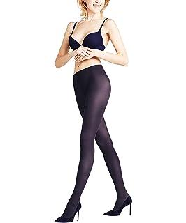 8623e3b14c5cb Falke Women's Pure Matte 100 Tights at Amazon Women's Clothing store: