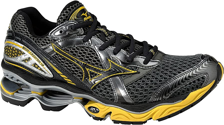mizuno wave rider 21 men's size 13 trainer amazon