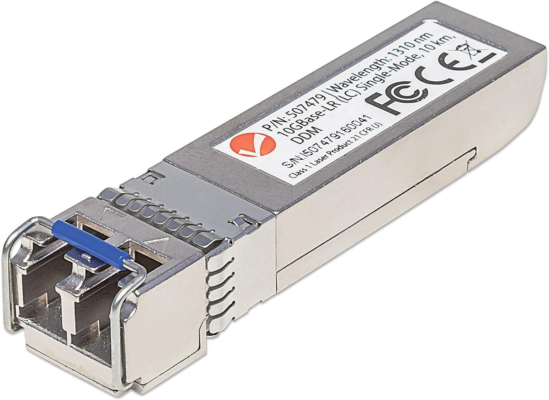 Intellinet 507479 INT 10G SFP Mini GBIC Single