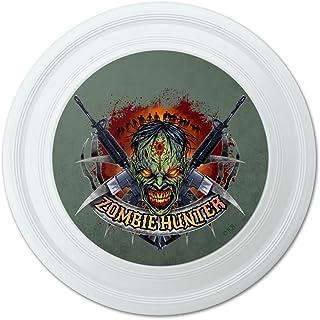 Graphique et Plus Zombie Hunter Undead Fusils Fantaisie 22,9cm Flying Disc 9cm Flying Disc Graphics and More