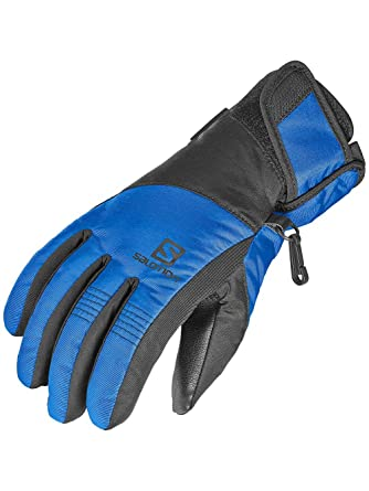 Salomon Odyssey Gtx Jr Gloves for Boy, color Black, size L
