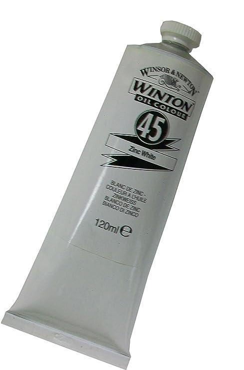 Winsor & Newton - Tubo de pintura al óleo (120 ml, sin plomo)