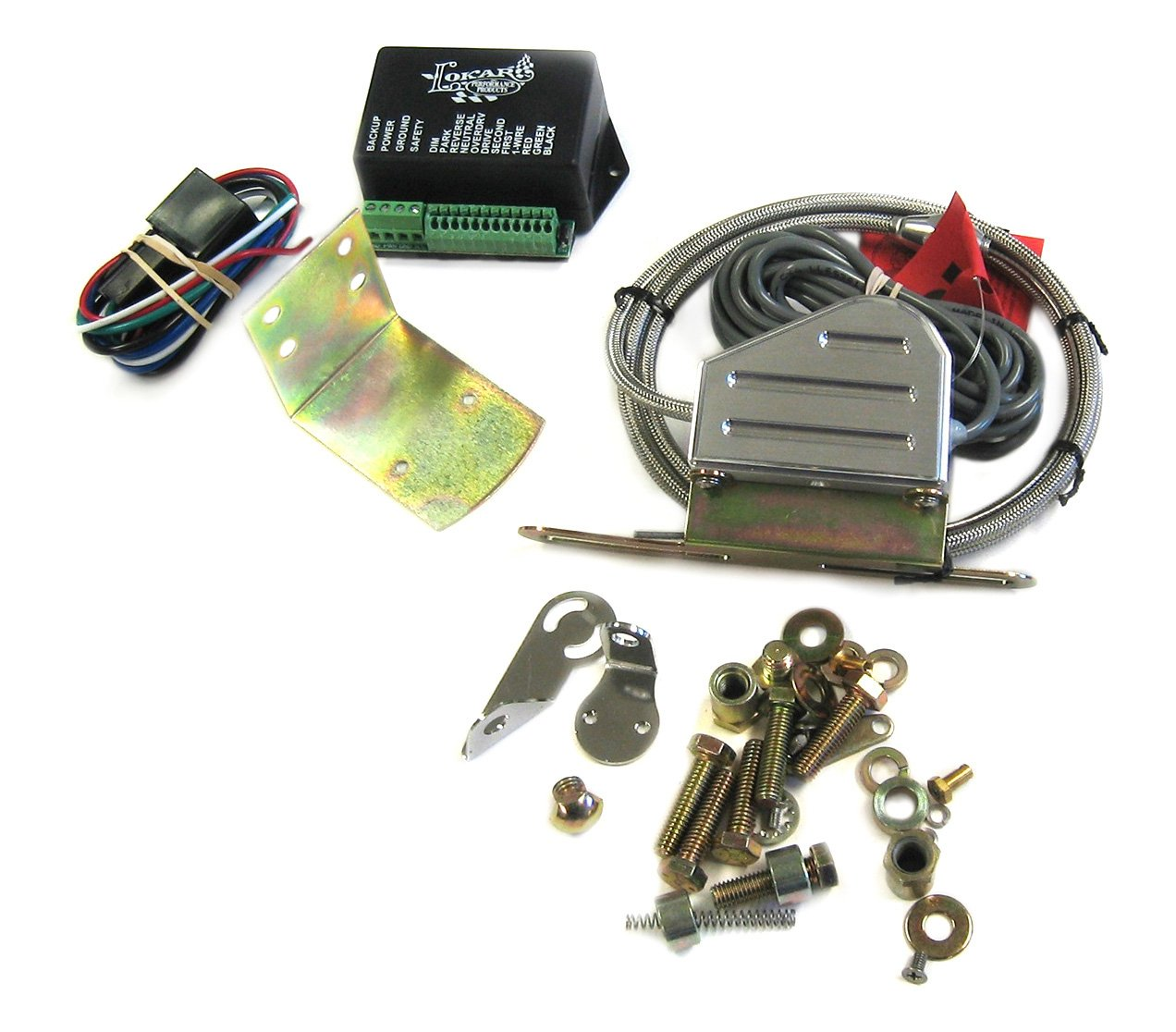 Lokar CINR-1796 Cable Operated Remote Mounting Cable Kit