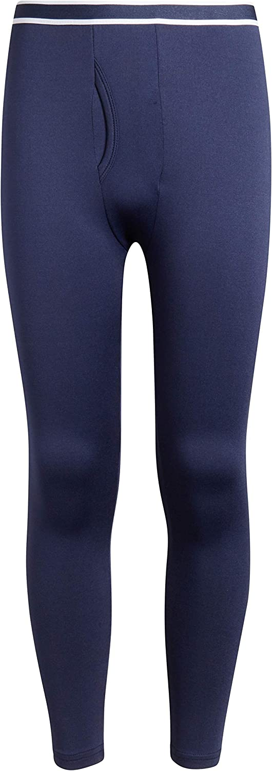 Only Boys Warm and Cozy Base Layer Thermal Underwear Pant Set