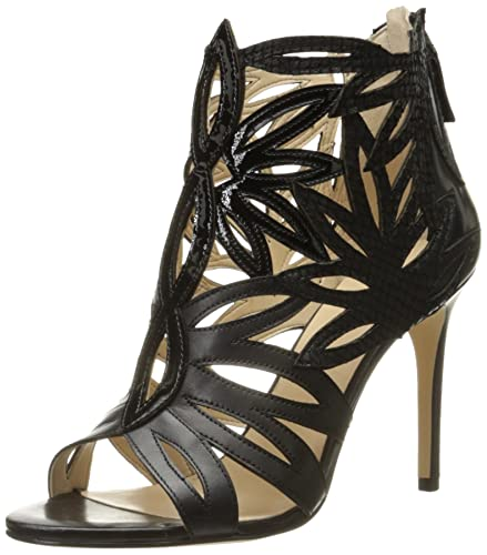 Women's Urgint Leather Heeled Sandal