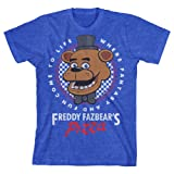 Five Nights At Freddy's Pizza Boys Youth T-shirt Licensed