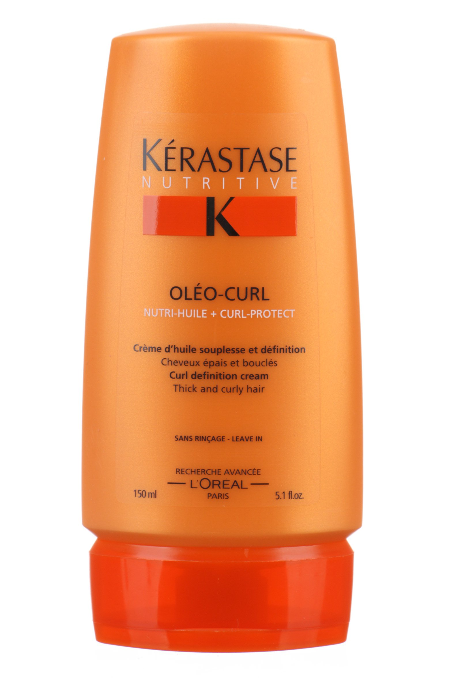 Kerastase Nutritive Oleo-curl Definition Creme, 5.1 Ounce