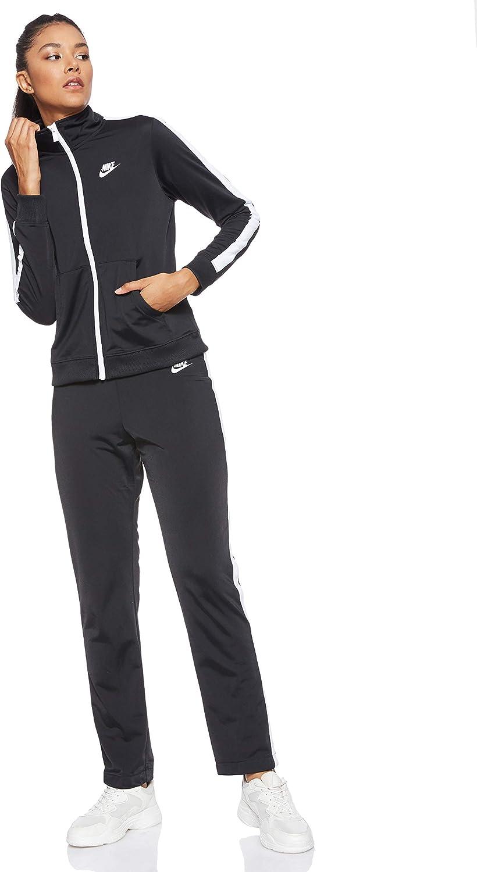 Negar Marquesina caravana  Nike NSW PK OH Tracksuit Women's Sport Track suit Black/White, Sizes:M:  Amazon.ca: Sports & Outdoors
