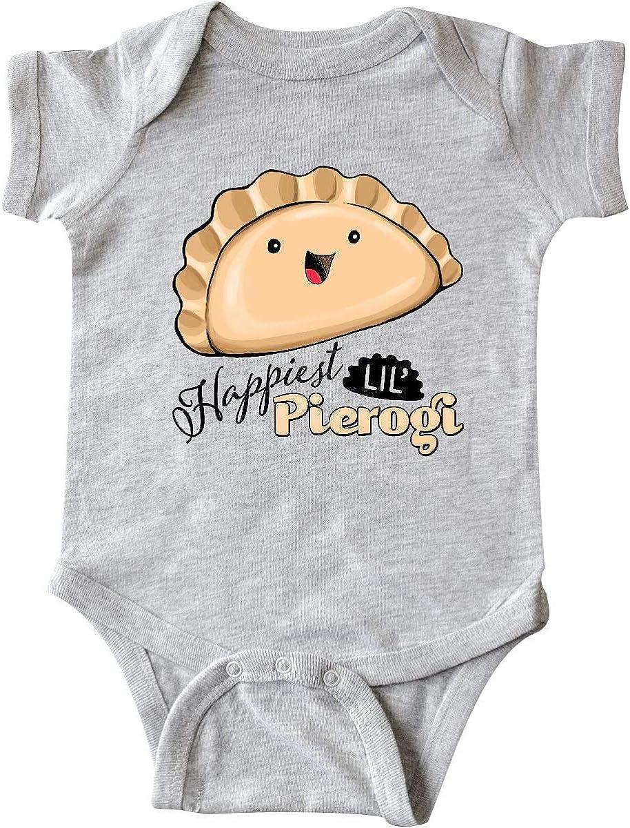 Huahai Happiest Lil Pierogi Infant Creeper