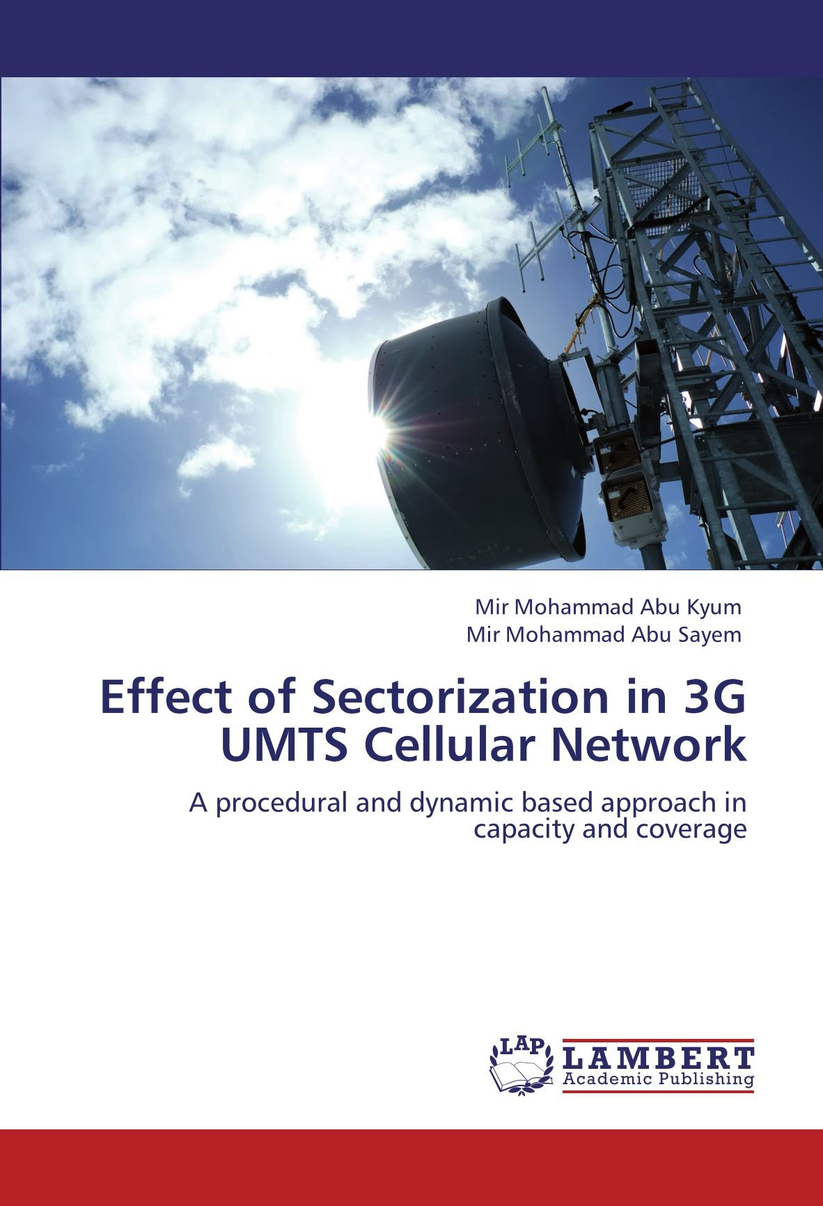 Effect of Sectorization in 3G UMTS Cellular Network: A procedural