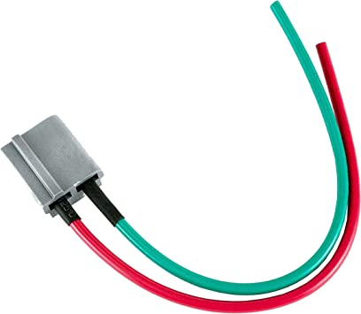 [NRIO_4796]   Amazon.com: A-Team Performance 170072 HEI Distributor Battery and  Tachometer Pigtail Wire Electrical Wiring Harness 12 Volts with Locking Tab  and Shark Fin Design.: Automotive | 12 Volt Battery Wiring Harnesses |  | Amazon.com