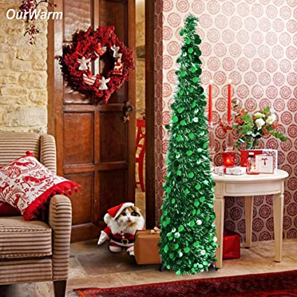 trees christmas xtmas trees christmas tree decorations artificial christmas trees pop up 2018 new year decor - Amazon Christmas Tree Decorations