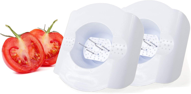 Kitchen + Home Food Safety Holder for Any Mandolin Slicer or Grater - 2 Pack
