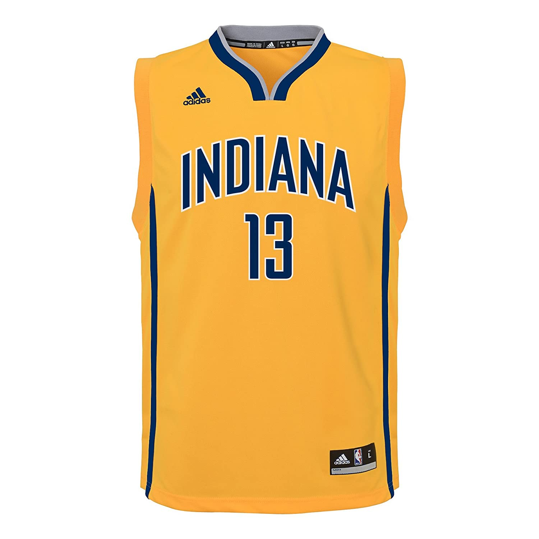 都内で NBA Pacers Youth NBA 8 Indiana – 20 Indiana Pacersジョージレプリカ2 nd Alternate Jersey L(14-16) Indiana Pacers B01LTF0ZSG, 越前町:497606c9 --- a0267596.xsph.ru