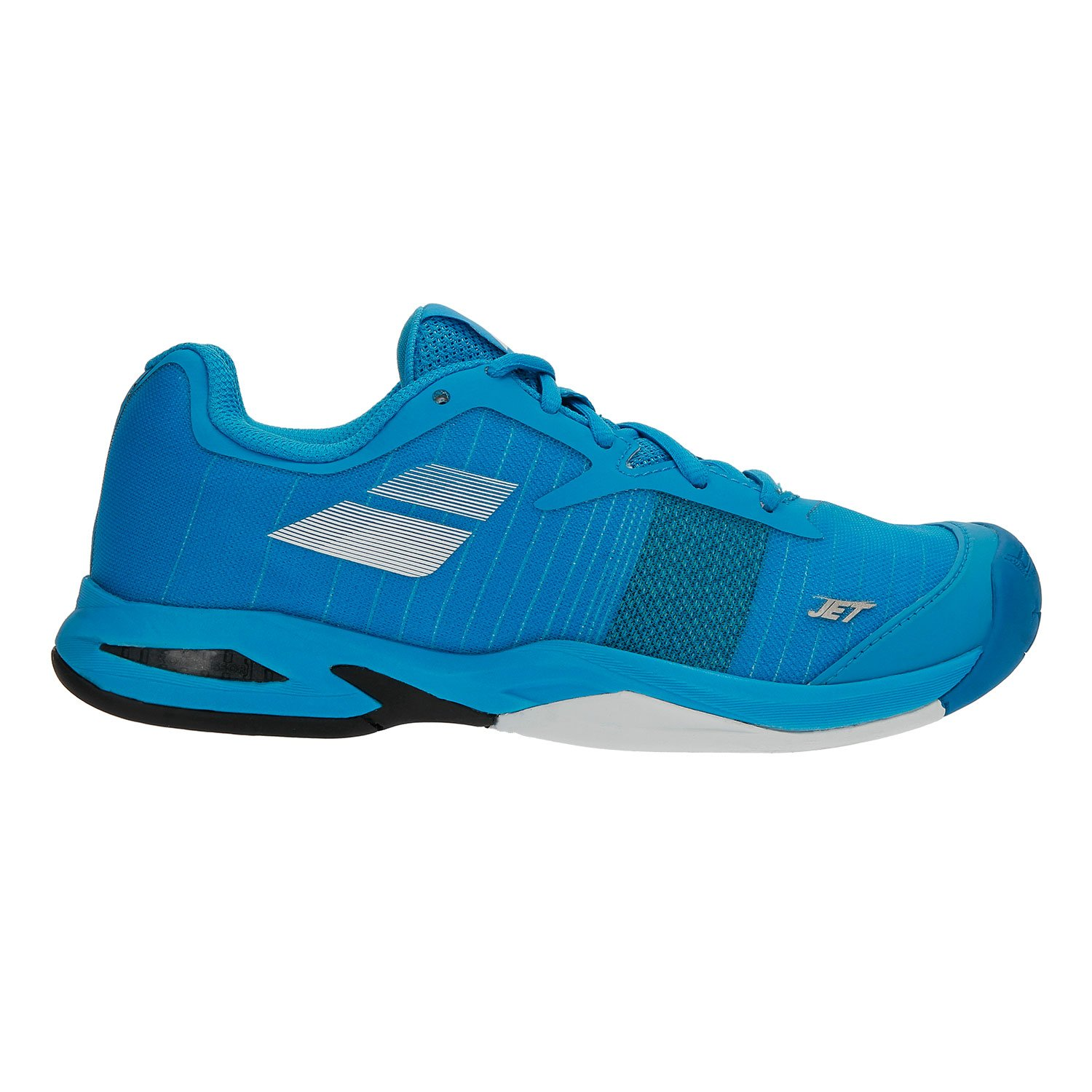 Babolat Juniors Jet All Court Tennis Shoes B0794CB41F Kid|Blue 4 M US Big Kid|Blue B0794CB41F 9b62b1