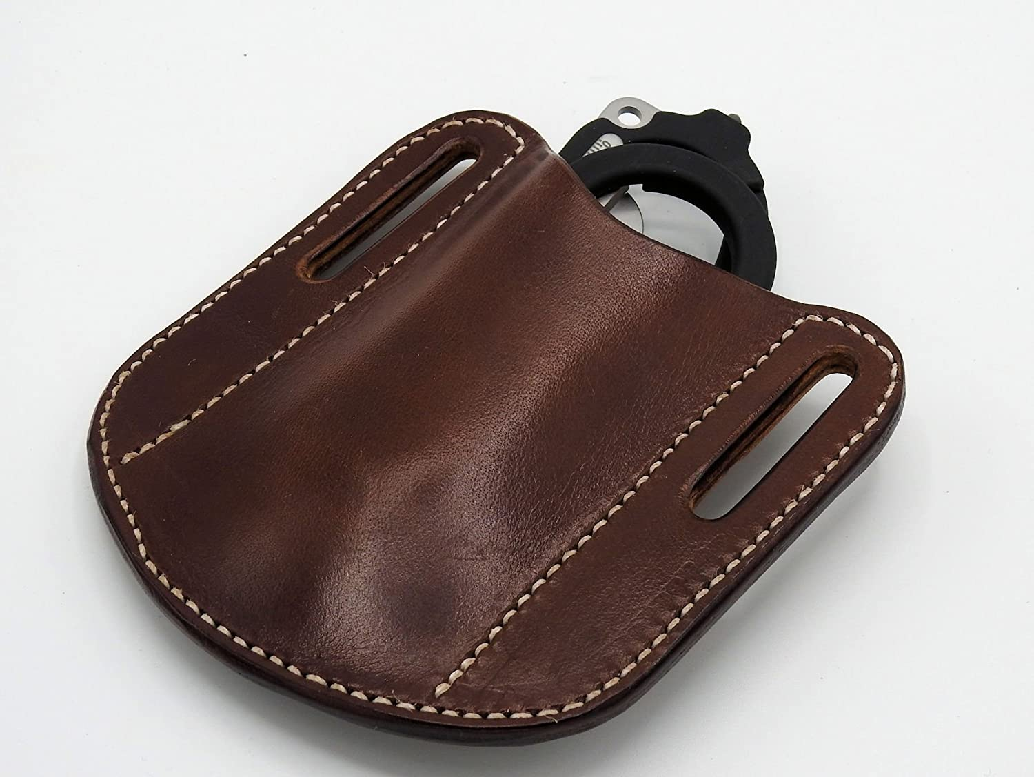 Leatherman - Raptor Shears Scissors Leather Sheath Case Holster, Brown