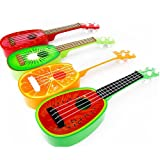 OVERMAL Toy 1pc Children Learn Guitar Ukulele
