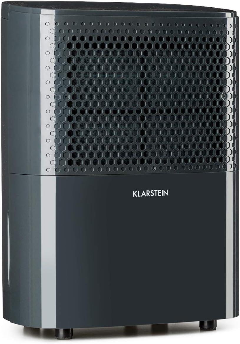 Klarstein DryFy10 Deshumidificador de Aire - Secador reformas, 240 ...