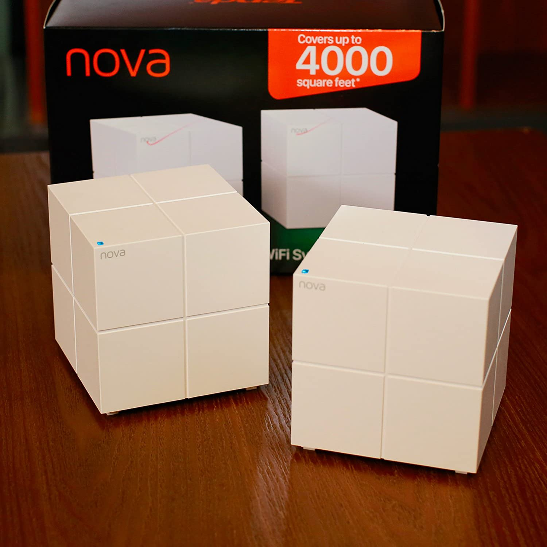 2pk Nova Mw6 Mesh Wifi Coverage Up To 4000sqFt