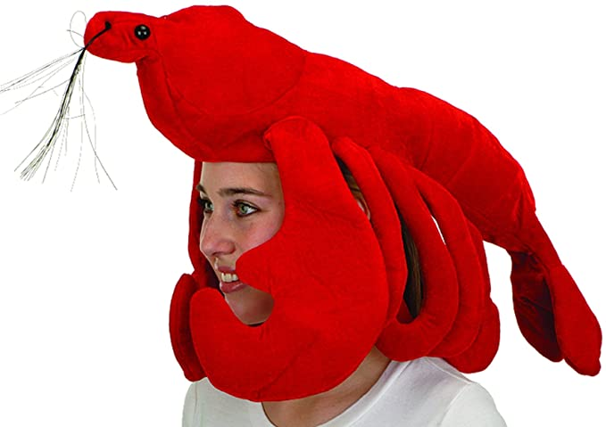 Amazon.com: Sombrero de langosta: Toys & Games