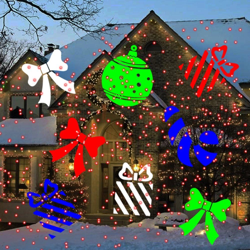 Amazon.com : Christmas Laser Light, [Newest Version] Ucharge ...